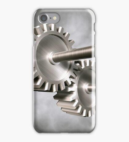 machinery iPhone Case/Skin