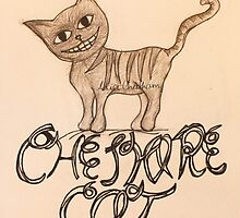 Cheshire Cat by Alice Cheetham