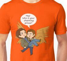 Charming Gabriel Unisex T-Shirt