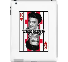 King of Hearts iPad Case/Skin
