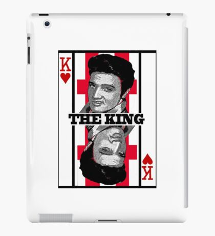 King of Hearts iPad Case/Skin
