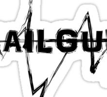 RAILGUN Sticker