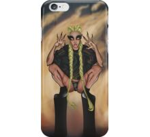 Brooke Candy iPhone Case/Skin