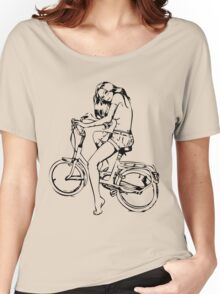 Fixie Girl Women's Relaxed Fit T-Shirt