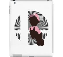 Luigi (Pink,Smash 4) - Sunset Shores iPad Case/Skin