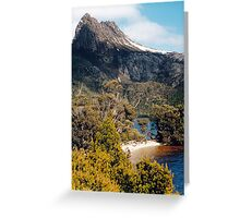 Cradle Mountain & Dove Lake Greeting Card
