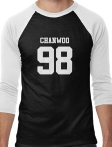 iKON Chanwoo 98 Men's Baseball ¾ T-Shirt