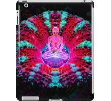 Mushroom Meditation iPad Case/Skin