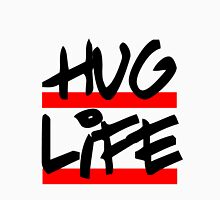 I didn't choose the hug life, it chose a cooler font Unisex T-Shirt