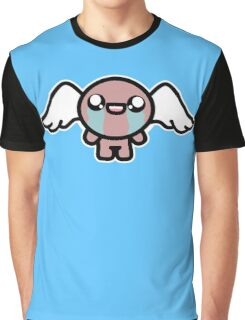 The Binding of Isaac - Angel  Graphic T-Shirt