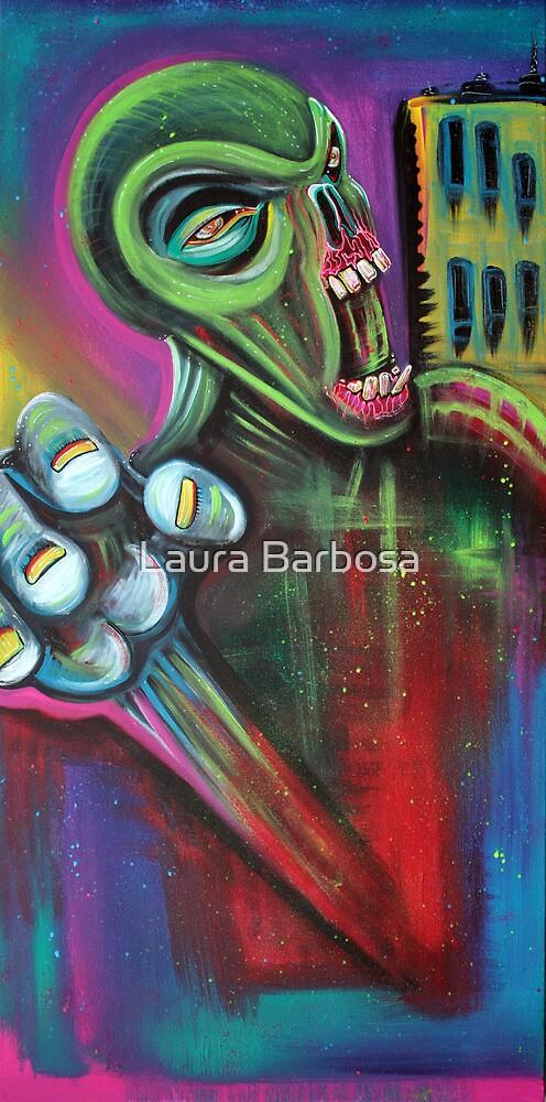 Alien Zombie by Laura Barbosa