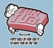 Fun Tub  Kids Tee