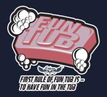 Fun Tub  One Piece - Long Sleeve