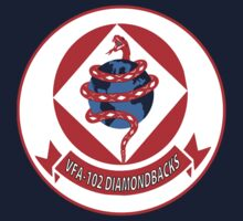 VFA-102 Diamondbacks One Piece - Short Sleeve