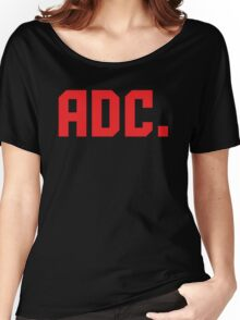 ADC. Women's Relaxed Fit T-Shirt