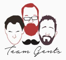 Achievement Hunter Team Gents by GingerJMEZ