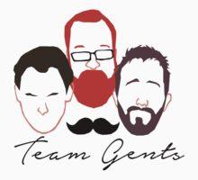 Achievement Hunter Team Gents by GingerJMEZ