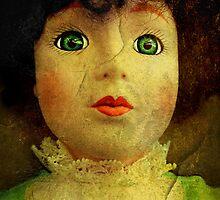 Vintage Victorian Doll by Scott Mitchell