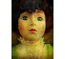 Vintage Victorian Doll Photographic Print