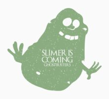 Slimer is Coming T-Shirt