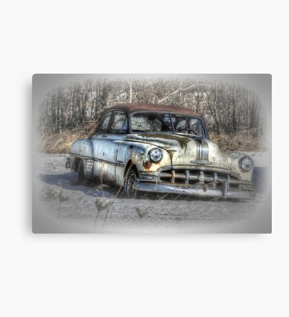 Classic Cruiser Canvas Print
