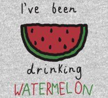 Watermelon One Piece - Long Sleeve