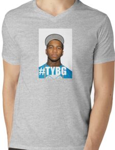 Lil B Based God #TYBG Mens V-Neck T-Shirt