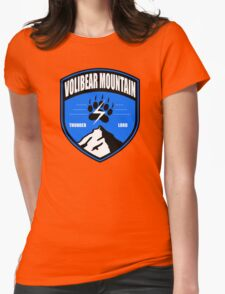 Volibear Mountain Crest Womens Fitted T-Shirt