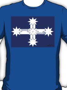 Freedom Of Association Eureka Flag T-Shirt