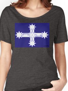 Freedom Of Association Eureka Flag Women's Relaxed Fit T-Shirt