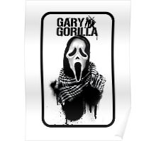 Gary Gorilla Poster