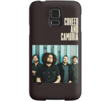 coheed and cambria the color before the sun Tour 2016 AM2 Samsung Galaxy Case/Skin