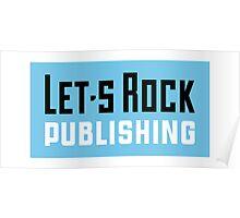 Let's Rock Publishing - Logo Poster