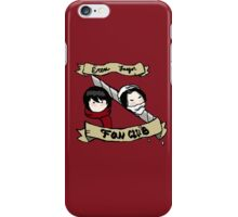 Eren Jaeger Fan Club iPhone Case/Skin