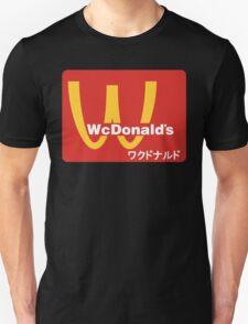 WcDonald's Unisex T-Shirt