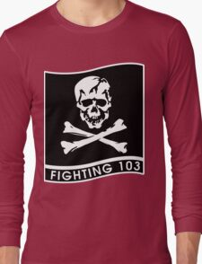 VFA-103 Jolly Rogers Long Sleeve T-Shirt