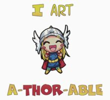 Re: A-THOR-able Kids Clothes
