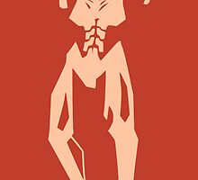 Female Titan Minimalist by ajpocken