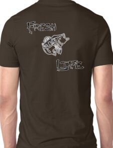 Fresh Life Peacock Bass Big Unisex T-Shirt
