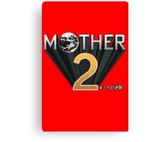 Mother 2 Canvas Print