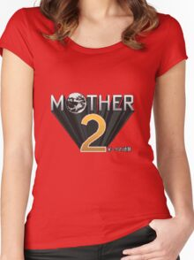 Mother 2 Women's Fitted Scoop T-Shirt