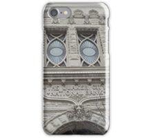Classic Architecture, Chestnut Street, Philadelphia, Pennsylvania iPhone Case/Skin