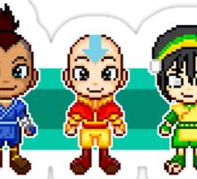 Team Avatar Plus Sifu Hotman Pixels Sticker