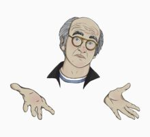 Larry David - Curb Your Enthusiasm by HungryDesigns