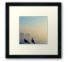 Last of the Living Souls Framed Print