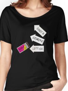 Big Black - Atomizer Women's Relaxed Fit T-Shirt