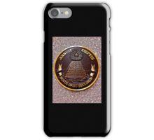 ANNUIT COEPTUS - NOVUS ORDO SECLORUM iPhone Case/Skin