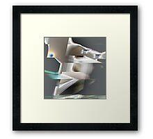 T A V E R N Framed Print