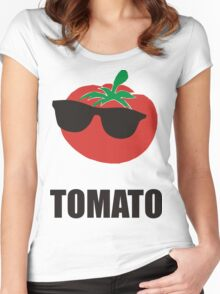 Cool Tomato Women's Fitted Scoop T-Shirt