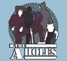The A-Holes by giantevilgods
